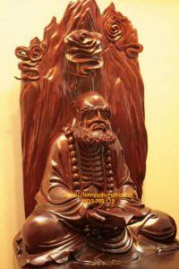 Giải Mã ý nghĩa sâu xa của tượng Đạt Ma sư tổ và cách bài trí